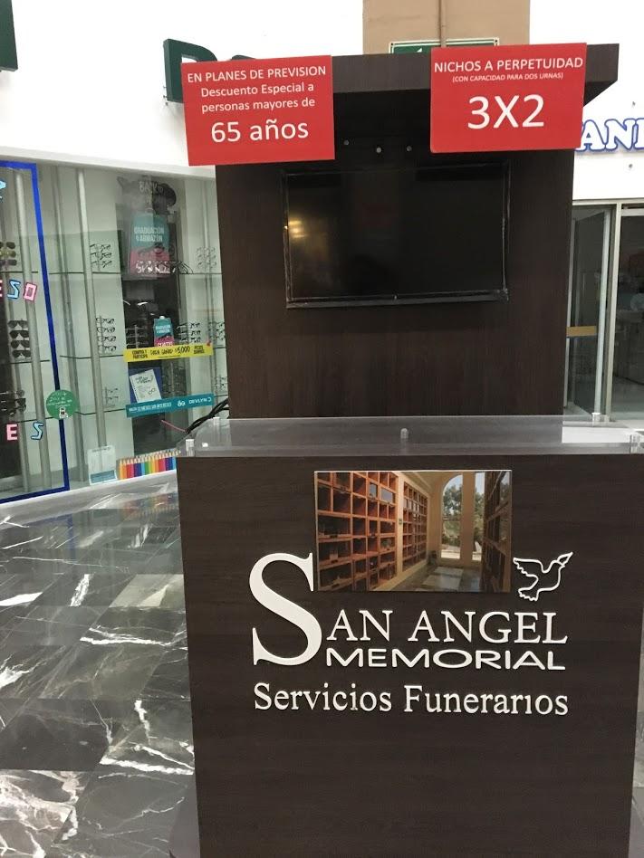 Funeraria San Ángel: 3x2 en nichos a perpetuidad