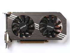 Amazon: Tarjeta de video Zotac GTX 970 4Gb y PNY Gtx 1060 6Gb