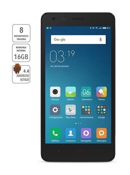 Best Buy: Xiaomi Redmi 2 Pro Negro Desbloqueado a $2,499