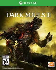 Amazon México: Dark Souls III para Xbox One a $412