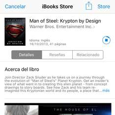 iTunes: Man of Steel: Krypton by Design gratis
