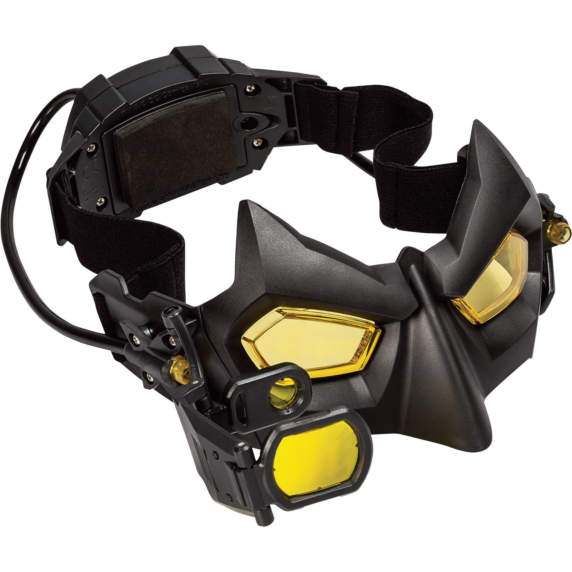 Walmart Irapuato: Máscara de Batman Night Goggles SPY GEAR, precio online $299, precio en tienda fisica $35.01
