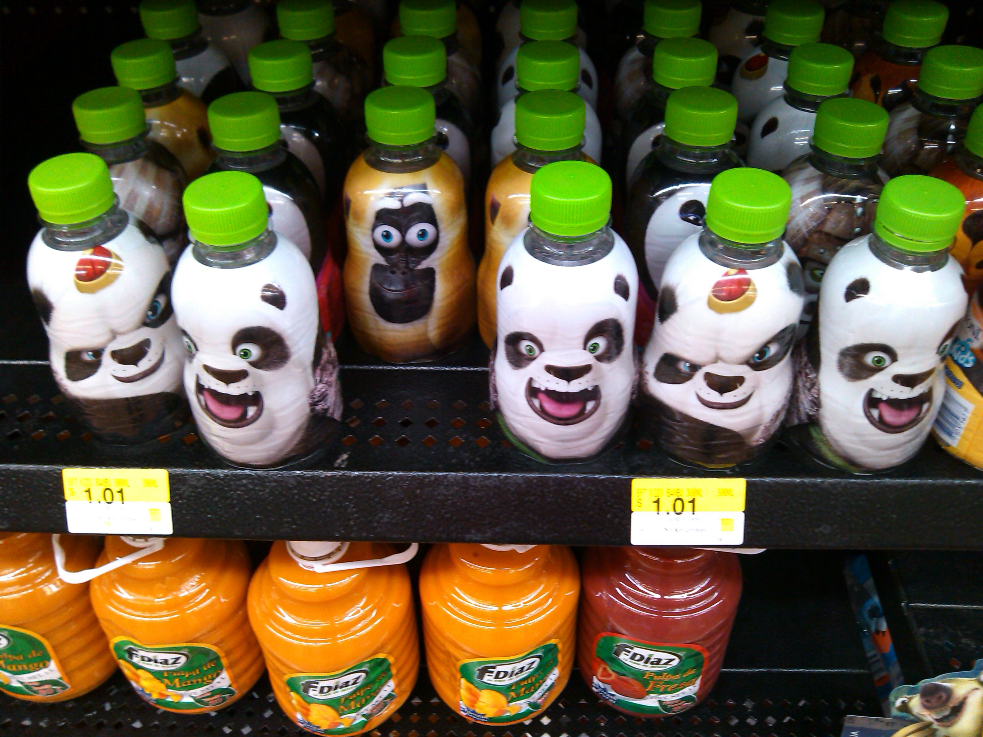 Walmart: Mini agua Bonafont a $1.01