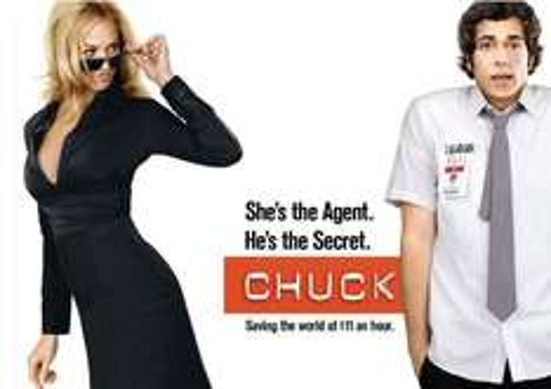Amazon USA: Chuck,  La serie completa en BluRay