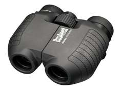 Amazon: Binocular Bushnell Dual Power Black 78% de descuento