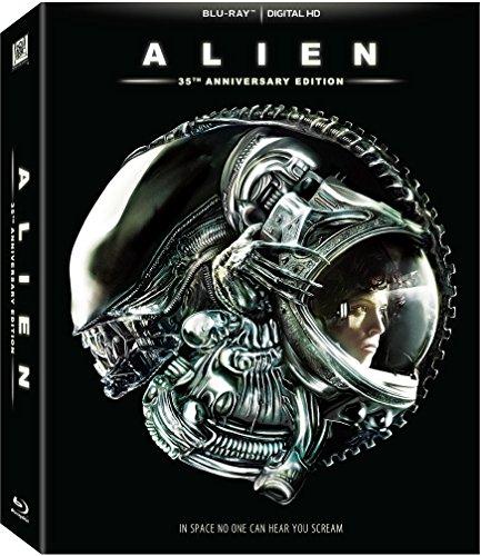 Amazon: Alien  edicion del 35 aniversario Blu-Ray a $200