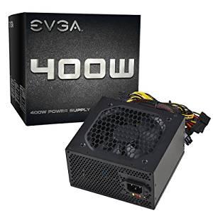 Amazon: Fuente de poder EVGA 400W ATX a $399.80