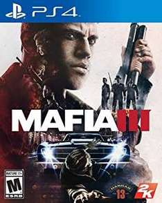 Amazon México: Preventa Mafia III para PS4 y Xbox One