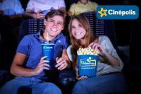 Groupon: boletos para Cinépolis a $29