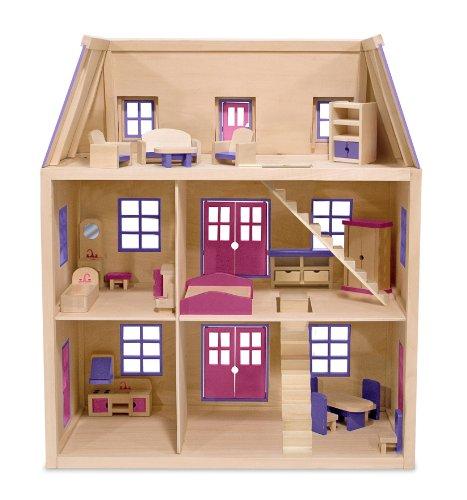 AMAZON MX: Melissa & Doug Casa de muñecas a $1,560 ($1,404 con Banamex a 12MSI)