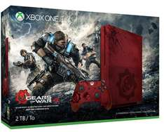 Liverpool: Preventa Xbox One S 2TB Edición Limitada Gears of War 4