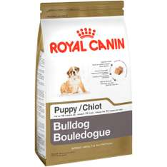 Amazon: Royal Canin Croquetas para Bulldog Puppy, 13.6 kg