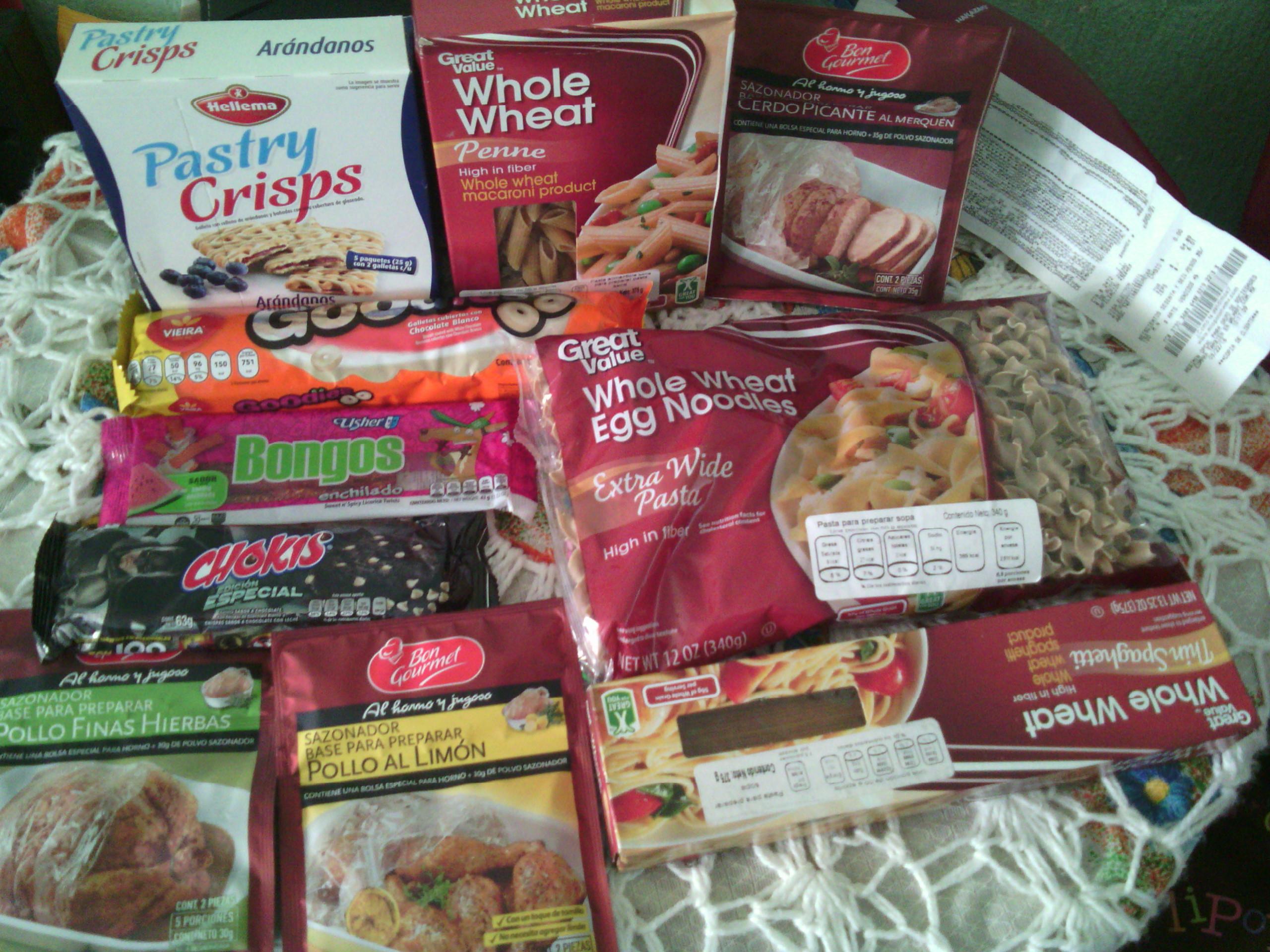 Walmart Delta Leon, Gto: galletas, pastas y más en oferta