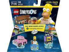 Liverpool: DIMENSIONS LEVEL PACK SIMPSONS LEGO en $79.00