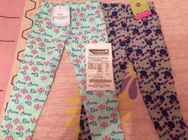 Bodega Aurrerá: leggins para niña a $10.02