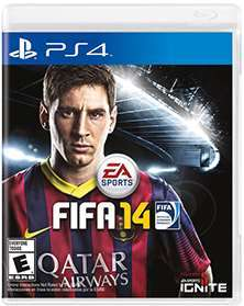 Costco: FIFA 14 para Xbox One o PS4 o FIFA World Cup 2014 PS3 $297
