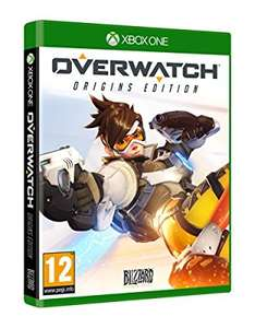 Amazon: Overwatch Origins Edition para Xbox One a $799