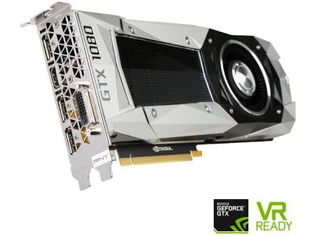 Amazon México: Tarjeta PNY Nvidia GTX 1080, Founders Edition