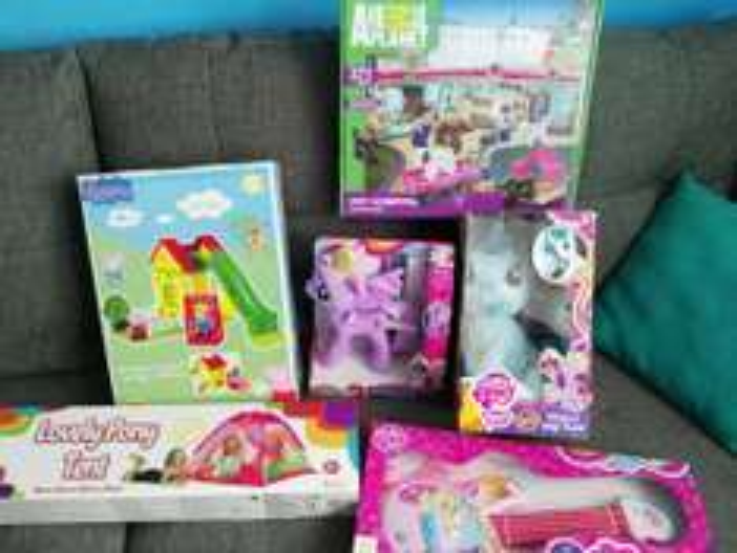 Soriana: Peppa pig, Little Pony, etc 70%