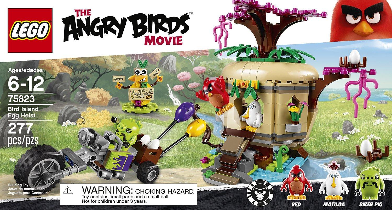 Amazon: LEGO Asalto a la Isla de los Pájaros Angry Birds