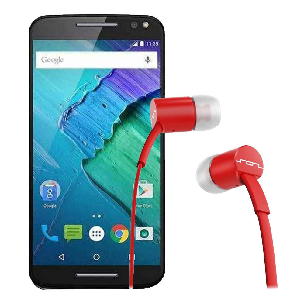 walmart: Motorola Moto X Style Negro 32 GB Desbloqueado más Audífonos Sol Republic ($5568 con bbva bancomer)