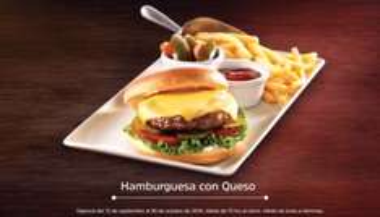 Regresan tus clásicos en Vips: Hamburguesa con queso y más a solo $50