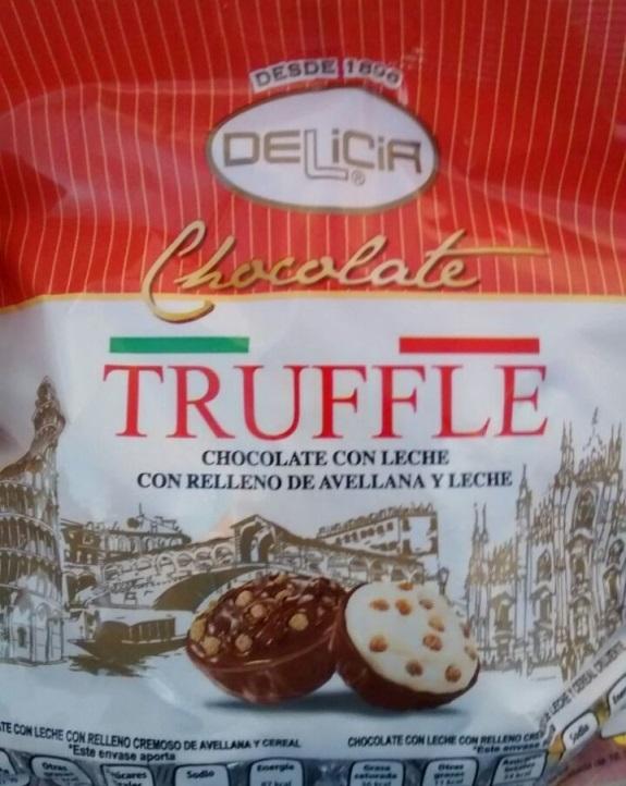 Bodega Aurrerá Saltillo Lourdes: Chocolate Delicia a $7.01