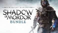 Bundle Stars: Shadow of Mordor y todos los DLC´s