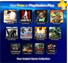 PSN: inFAMOUS 2, Little Big Planet 2, Saints Row 2 y 9 juegos más gratis para suscriptores PlaySatation Plus