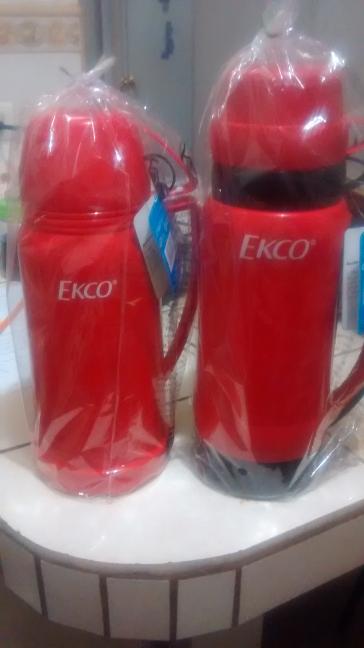 Bodega Aurrerá: termo Ekco 1L a $15.01
