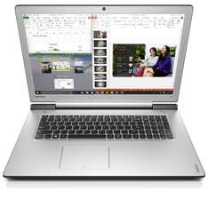 "Amazon: Laptop Lenovo 17.3"" FHD, Intel Core i5-6300HQ, 12 GB RAM, 1TB HDD + 128GB SSD, NVIDIA GeForce GT940M 2GB"