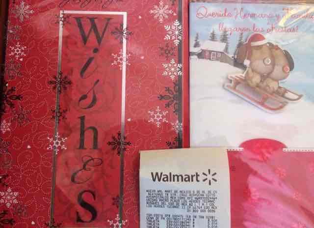 Walmart: tarjetas musicales para Navidad a $5.01