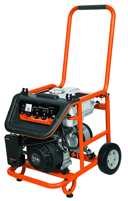 Amazon: Generador eléctrico a gasolina, Industrial, 1500 W, Truper GEN-15X