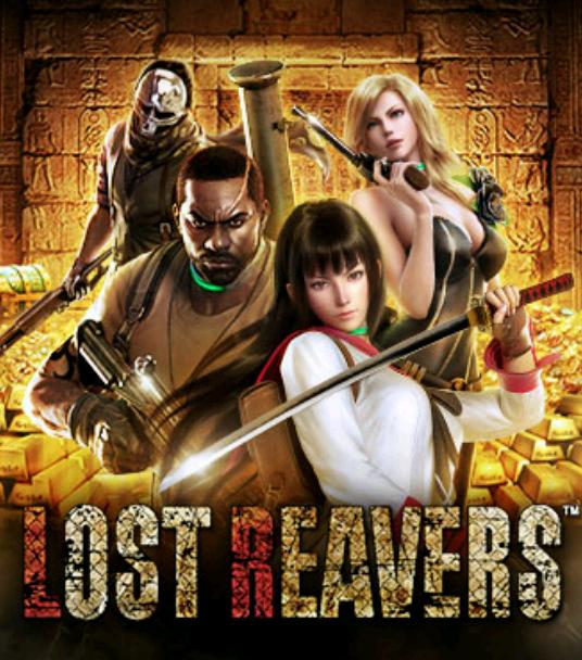 Nintendo: Lost Reavers WII U GRATIS