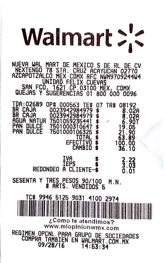 Walmart Felix Cuevas: disco blu-ray verbatim BD-25 $8.02