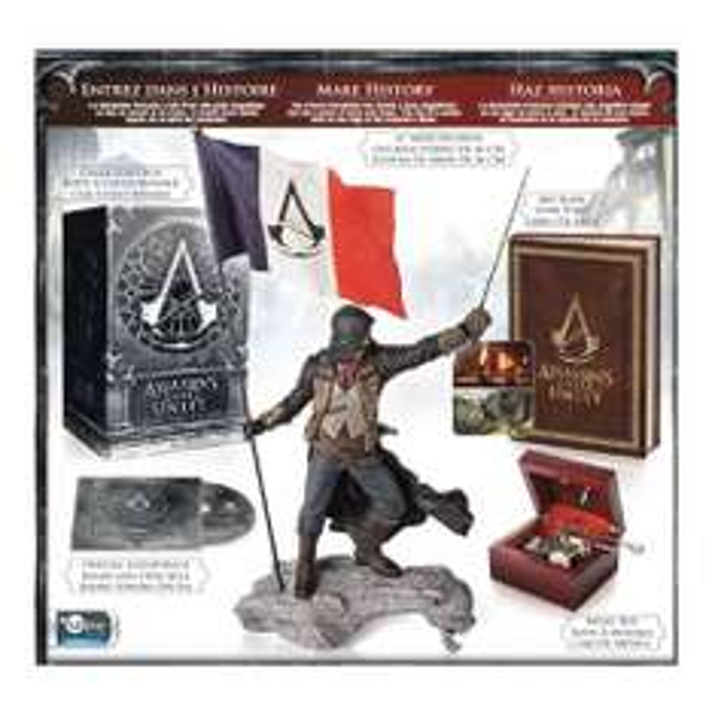 Walmart en línea: Assassin's Creed Unity Edición de Colección XBox One
