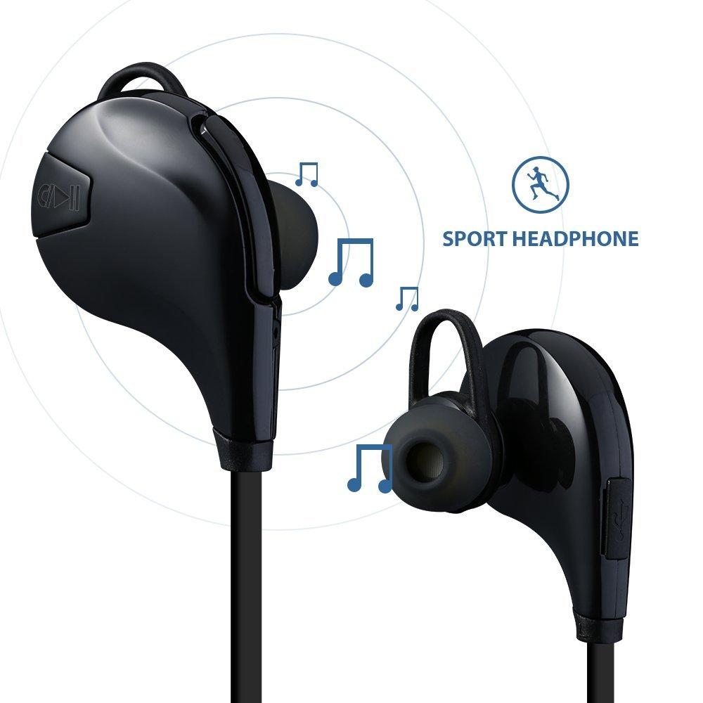 Amazon: Audífonos VicTsing Bluetooth Inalámbrico con Sonido Estereo