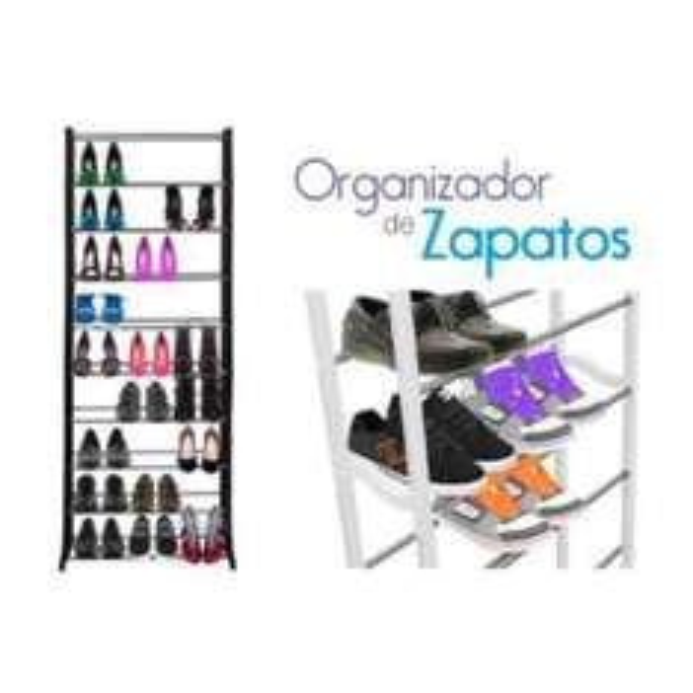 Linio: organizadora de zapatos