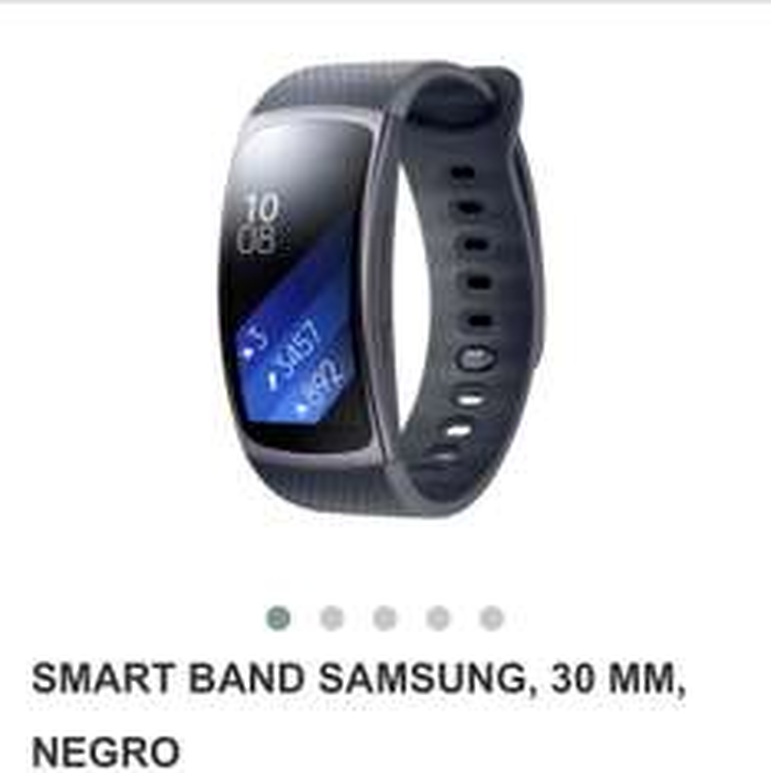 Liverpool: Samsung GearFit 2