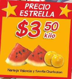Miércoles de Plaza en La Comer mayo 30: sandía $3.50, piña $6.50 y más