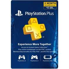 play-asia.com: PS Plus 3 Meses