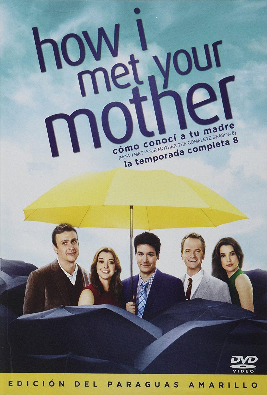 Amazon: Como conocí a tu madre Temporada 8 DVD