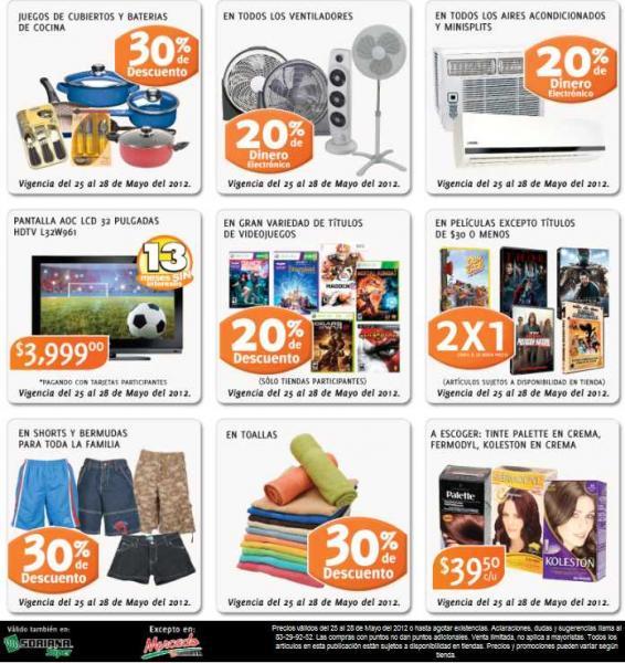 Soriana: 20% de descuento en variedad de videojuegos, 2x1 en películas y más