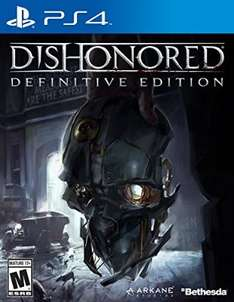 Amazon MX: Dishonored: Definitive Edition PS4 (Amazon EU)