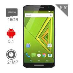 Amazon: Moto X Play 16gb Desbloqueado MSI Doble SIM