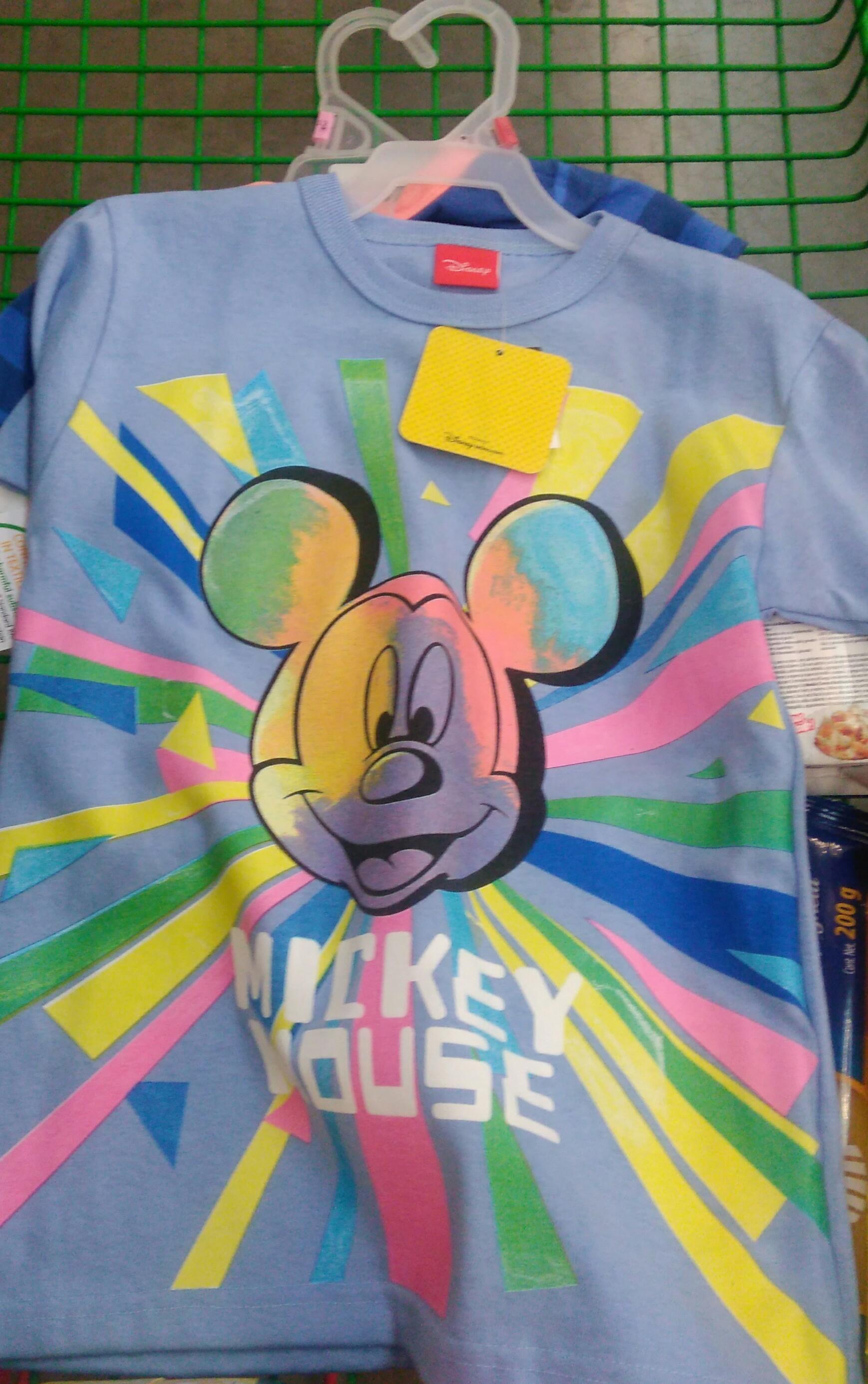 Bodega Aurrerá: Playera Disney de $45 a $10.02