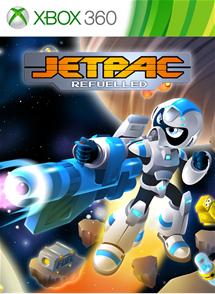 Xbox Marketplace Japón: Jetpac Refuelled gratis para GwG