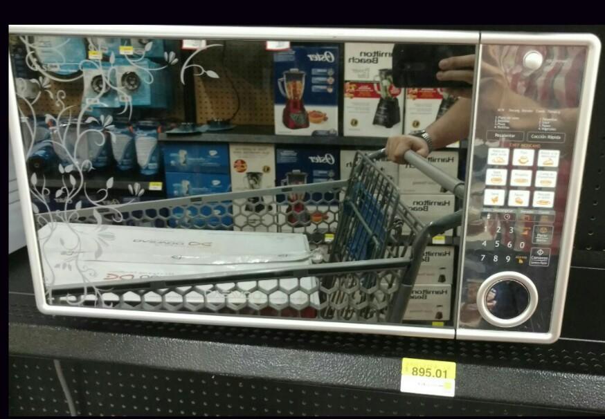 """Walmart: Horno de Microondas Daewoo """"Cheff Mexicano"""" en su última liquidación a $895.01"""