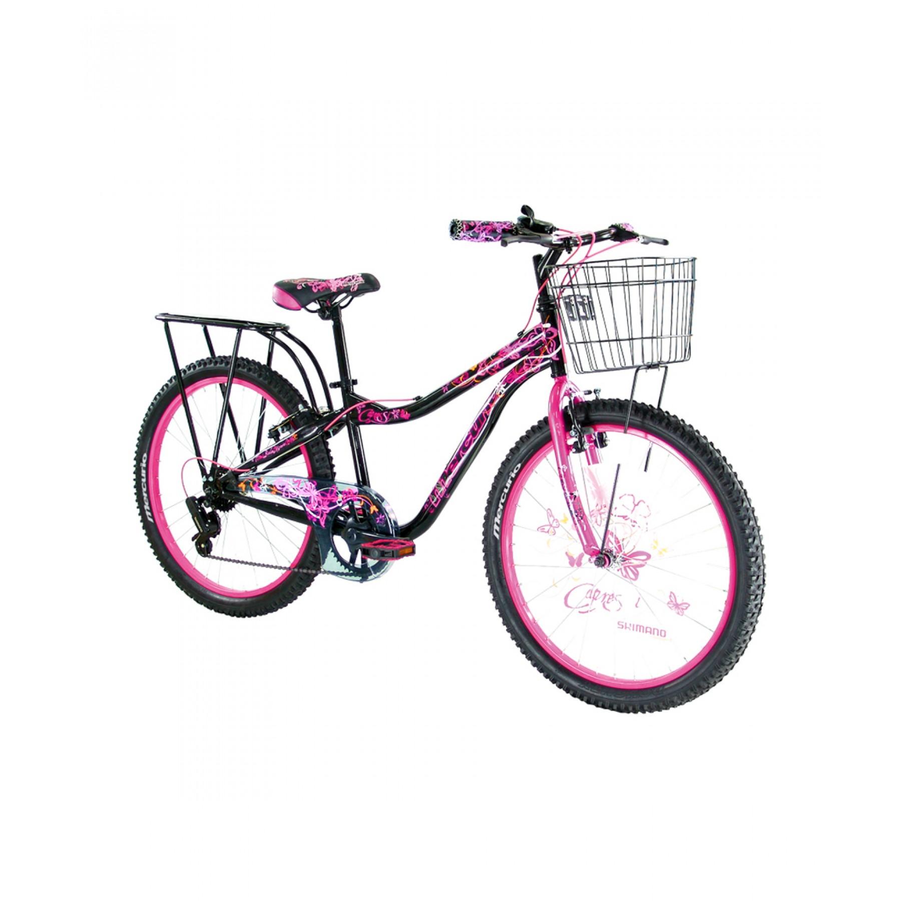 Palacio de Hierro: Bicicleta Mercurio Comfort R 24 de 6 velocidades