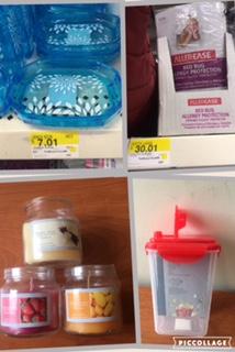 Walmart: varias liquidaciones: velas $6.01 jabonera $7.01 contenedor 11.01 y más